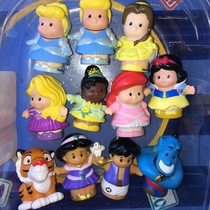 Little People Disney Princess Set
